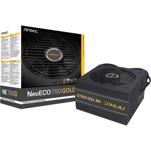 NeoECO GOLDNE750GOLD  80PLUS GOLD認証取得 高効率高耐久電源ユニット