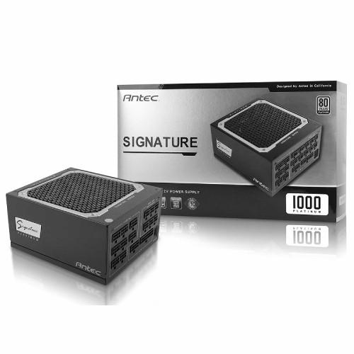 Antec Signature 1000 Platinum 日本メーカー製コンデンサー100%使用 80PLUS Platinum認証1000W電源:関西・大阪・なんば・日本橋近辺でPCをパーツ買うならツクモ日本橋!
