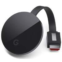 Chromecast Ultra (GA3A00416A16) 《送料無料》