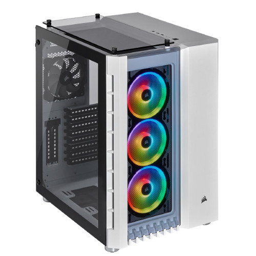 CORSAIR 680X RGB White (CC-9011169-WW)