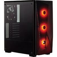 CORSAIR SPEC-DELTA RGB Tempered Glass Black iCC-9011166-WWj
