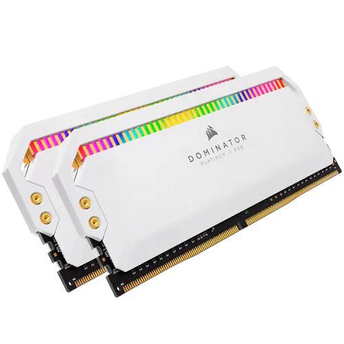 CORSAIR CMT16GX4M2C3200C16W DDR4-3200 (PC4-25600) / 16GB(8GB×2枚) DOMINATOR PLATINUM RGBシリーズ:関西・大阪・なんば・日本橋近辺でPCをパーツ買うならツクモ日本橋!