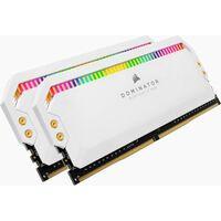 CORSAIR CMT32GX4M2C3200C16W DDR4-3200 (PC4-25600) / 32GB(16GB×2枚) DOMINATOR PLATINUM RGBシリーズ:関西・大阪・なんば・日本橋近辺でPCをパーツ買うならツクモ日本橋!