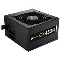 CX430M(CP-9020058-JP) 80PLUS BRONZE認証取得 1系統430W電源ユニット