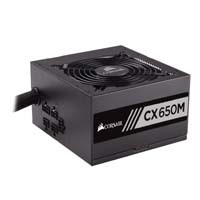 CORSAIR CX650M CP-9020103-JP 80PLUS BRONZE認証取得 ATX12V v2.4、EPS12V v2.92準拠 PC電源:九州・博多・天神近辺でPCをパーツ買うならツクモ福岡店!