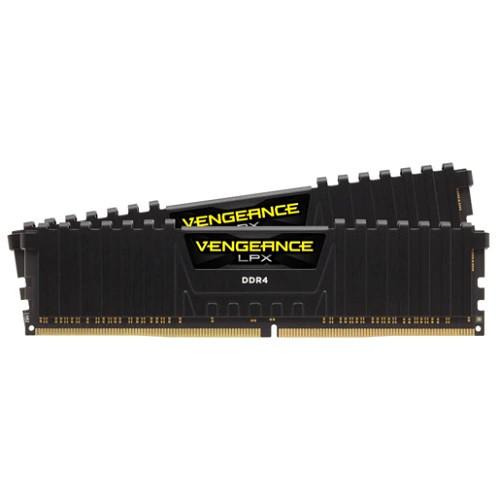 CMK8GX4M2A2400C16 ブラック DDR4-2400 / 8GB(4GB×2枚) Vengeance LPXシリーズ