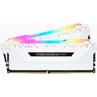 CORSAIR CMW16GX4M2A2666C16W DDR4-2666 (PC4-21300) / 16GB(8GB×2枚) VENGEANCE RGB PROシリーズ:九州・博多・天神近辺でPCをパーツ買うならツクモ福岡店!
