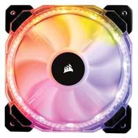CORSAIR CO-9050065-WW (HD120 RGB LED)  ファン1個の増設用モデル(コントローラとハブを併用しないとLEDは光りません):九州・博多・天神近辺でPCをパーツ買うならツクモ福岡店!