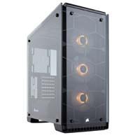 Crystal 570X RGB (CC-9011098-WW) 4面強化ガラスパネル採用のミドルタワー型PCケース