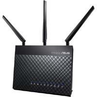RT-AC68U 1,300Mbps+600MbpsデュアルバンドIEEE802.11ac/n/a/g/b対応超高速無線LANギガビットルーター