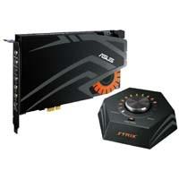 STRIX RAID DLX 7.1ch PCIe 192kHz / 24bit対応ゲーマー向けサウンドカード