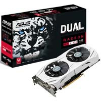 ASUS DUAL-RX480-O4G Radeon RX 480搭載 PCI Express x16(3.0)対応 グラフィックボード:九州・博多・天神近辺でPCをパーツ買うならツクモ福岡店!