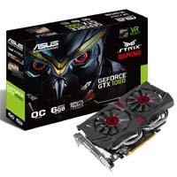 ASUS STRIX-GTX1060-DC2O6G GeForce GTX 1060搭載 PCI Express x16(3.0)対応 グラフィックボード:九州・博多・天神近辺でPCをパーツ買うならツクモ福岡店!