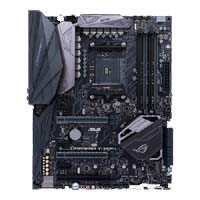 ROG CROSSHAIR VI HERO AMD X370 搭載 Socket AM4 対応 ATX マザーボード