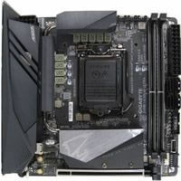 GIGABYTE Z490I AORUS ULTRA Intel Z490搭載 Mini-ITXマザーボード:関西・大阪・なんば・日本橋近辺でPCをパーツ買うならツクモ日本橋!