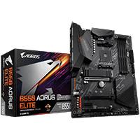 GIGABYTE B550 AORUS ELITE AMD B550 搭載 Socket AM4 対応 ATX マザーボード:関西・大阪・なんば・日本橋近辺でPCをパーツ買うならツクモ日本橋!