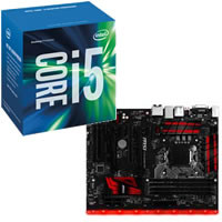 Core i5-6400 BOX + msi H170A GAMING PRO セット