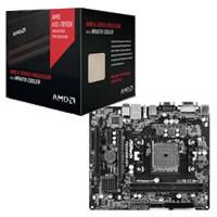 AMD A10-7890K とマザーボードのセット
