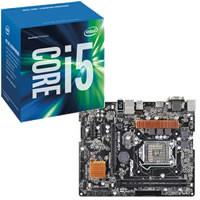 Core i5-6400 BOX + ASRock B150M-HDV セット