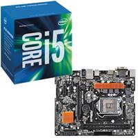 インテル Core i5-6600 とマザーボードのセット