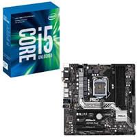 インテル Core i5-7600K とマザーボードのセット