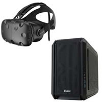 VIVE + VIVE推奨G-GEAR mini GI7J-D91T/VS1 セット
