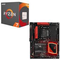 Ryzen 7 1800X(YD180XBCAEWOF) Fatal1ty X370 Gaming K4 CMK16GX4M2A2666C16 AMDハイエンドマルチスレッドCPU「Ryzen 7」のパーツ3点セット!