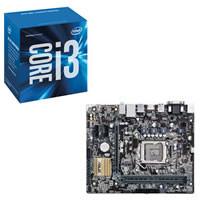Core i3-6100 + ASUS H110M-A/M.2 セット