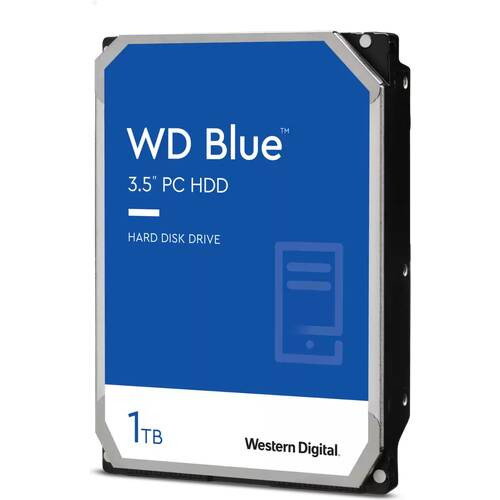 Western Digital WD10EZEX WD Blue 3.5インチ内蔵HDD 1TB SATA6.0Gb/s 7200rpm 64MBキャッシュ:九州・博多・天神近辺でPCをパーツ買うならツクモ福岡店!