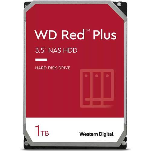 WD10EFRX NASシステム向けに設計されたHDD 1TB