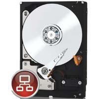 WD40EFRX NASシステムに最適化されたハードディスク