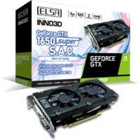 ELSA GD1650-4GERSS GeForce GTX 1650 SUPER搭載 PCI Express x16(3.0)対応 グラフィックボード:関西・大阪・なんば・日本橋近辺でPCをパーツ買うならツクモ日本橋!