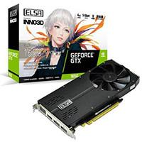 ELSA  GeForce GTX 1650 SP V2 1スロット厚 GTX1650搭載グラフィックボード:関西・大阪・なんば・日本橋近辺でPCをパーツ買うならツクモ日本橋!
