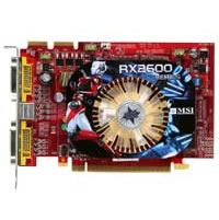 MSI RX2600XT-T2D256E(D3)