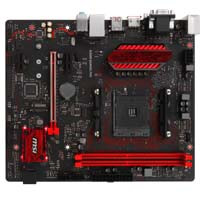 B350M GAMING PRO AMD B350 搭載 Socket AM4 対応 MicroATX マザーボード