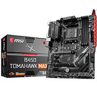 MSI B450 TOMAHAWK MAX AMD B450チップ搭載 Socket AM4対応 ATXマザーボード:関西・大阪・なんば・日本橋近辺でPCをパーツ買うならツクモ日本橋!