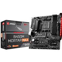 MSI B450M MORTAR MAX AMD B450チップ搭載 Socket AM4対応 MicroATXマザーボード:関西・大阪・なんば・日本橋近辺でPCをパーツ買うならツクモ日本橋!