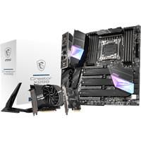 MSI Creator X299 Intel X299チップセット搭載 LGA2066対応 クリエーター向けマザーボード:関西・大阪・なんば・日本橋近辺でPCをパーツ買うならTSUKUMO BTO Lab. ―NAMBA― ツクモなんば店!