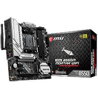 MSI MAG B550M MORTAR WIFI AMD B550チップ搭載 Socket AM4対応 MicroATXマザーボード:関西・大阪・なんば・日本橋近辺でPCをパーツ買うならツクモ日本橋!