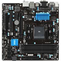 A88XM-E45 V2 A88Xチップ搭載Micro-ATXマザーボード!