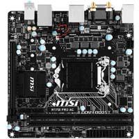 MSI H170I PRO AC Intel H170 Express搭載 LGA1151対応 Mini-ITXマザーボード:九州・博多・天神近辺でPCをパーツ買うならツクモ福岡店!