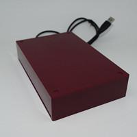 BI-35HDCASEU3/R(レッド) 強速シリーズ 3.5インチHDDケース