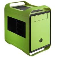 Prodigy Green (Window) BFC-PRO-300-GGWKG-RP Mini-ITX対応 ハンドル付 スタイリッシュ ゲーミングケース(アクリルウインドウモデル)