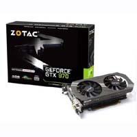 ZTGTX97-4GD501 (ZT-90101-10P) 高コストパフォーマンスで人気の、ハイエンドクラスNVIDIA GeForce GTX970搭載ビデオカード!