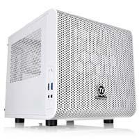 Thermaltake Core V1 Snow Edition CA-1B8-00S6WN-01 (ホワイト)