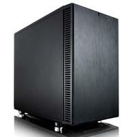 Fractal Design Define Nano S(FD-CA-DEF-NANO-S-BK) 優れた拡張性と静音性を誇るMini-ITX対応のミニタワー型PCケース:九州・博多・天神近辺でPCをパーツ買うならツクモ福岡店!