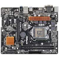 ASRock B150M-HDV Intel B150 Express搭載 LGA1151対応 MicroATXマザーボード:九州・博多・天神近辺でPCをパーツ買うならツクモ福岡店!