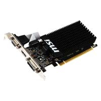 msi GT710-2GD3HLP GeForce GT 710搭載 PCI-Express2.0 x16対応 グラフィックボード Lowprofile対応:九州・博多・天神近辺でPCをパーツ買うならツクモ福岡店!