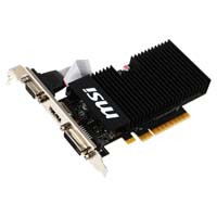 msi GT710 1GD3H LP V1 GeForce GT 710搭載 PCI Express x8(2.0)対応 グラフィックボード Lowprofile対応:九州・博多・天神近辺でPCをパーツ買うならツクモ福岡店!