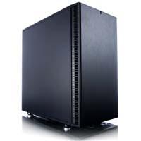 Fractal Design Define Mini C Black FD-CA-DEF-MINI-C-BK Micro-ATXケース:九州・博多・天神近辺でPCをパーツ買うならツクモ福岡店!
